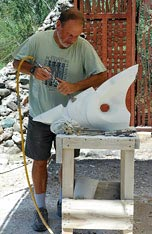 Stone Carving Tutorial, How to Carve Stone