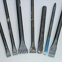 Stone Carving Tools