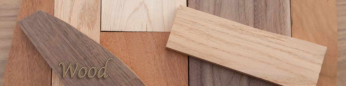 Types of wood banner